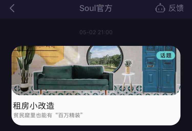 """95后Soul网友爆改出租房 打造城市""""空中花园"""""""