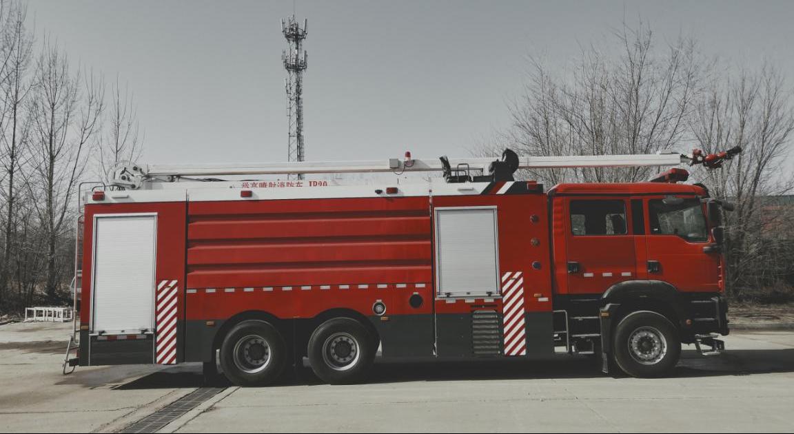 中国重汽集团泰安五岳公司将亮相2021青岛应急救援展