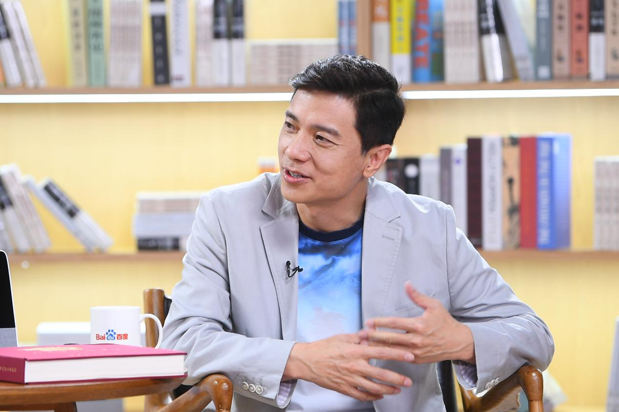 李彦宏谈创业:不被看好的时候是积聚力量创新的时机